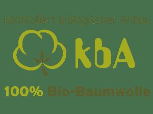 Label coton biologique kbA