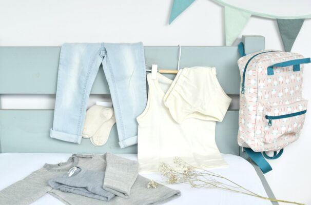 Vêtements en laine mérinos pour la rentrée en maternelle